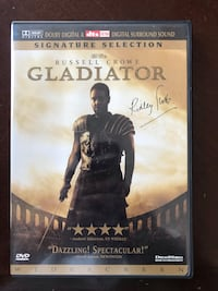 Gladiator DVD West Haven, 97225