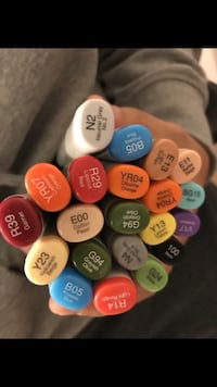 Copic Markers Lot Woodbridge, 22192