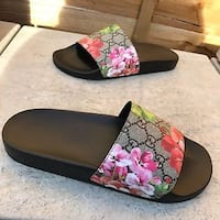 Women's Gucci slides  Surrey
