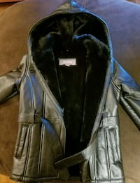 Hellooooo WINTER!!! Kids Black Shearling Coat Silver Spring, 20904