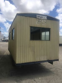 Office trailer or cabin or tiny home