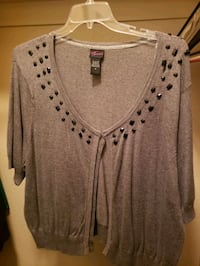 Womens grey sweater Gilbert
