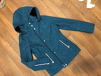 Blue zip-up jacket Mount Pearl, A1N 1A5