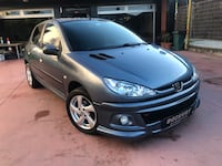 2008 Peugeot 206 1.4 HDI FEVER Sultanbeyli