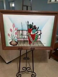 Picture is 29x41 with frame Woodbridge, 22192