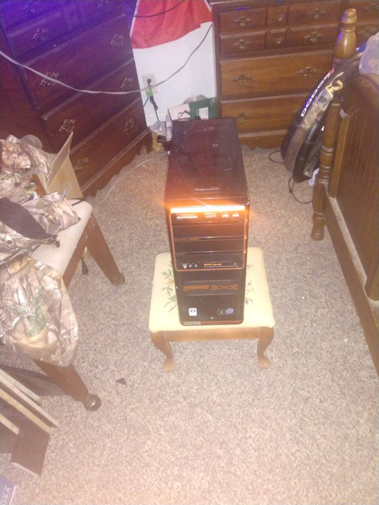 Photo Gateway gaming desktop computer