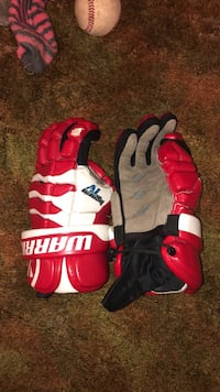 lacrosse gloves Severn, 21144
