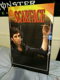 """Scarface picture 34""""x22""""  Mississauga, L5A"""