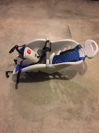 Lightly used baby seat for bicycle. Capitol Heights, 20743
