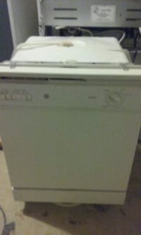 GE Dishwasher White Gaithersburg, 20878
