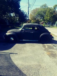 Volkswagen - The Beetle - 1973. This is a fun car 1155 mi