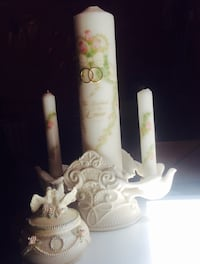 Wedding candles Fort Erie, L0S