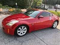 2004 Nissan 350z  Capitol Heights