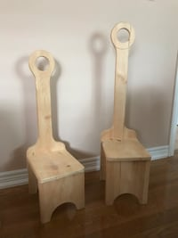 Unfinished Step Stools Holland Landing, L9N 1B9