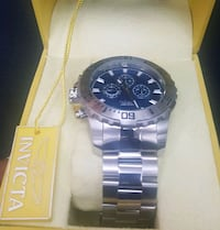 Men's Stainless Steel INVITICA Watch Los Angeles, 90003