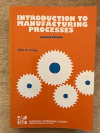Introduction to Manufacturing Processes Şişli, 34373