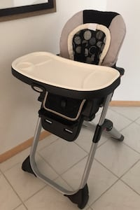 Excellent condition! Graco 3in1 convertible high chair Arden Hills, 55112