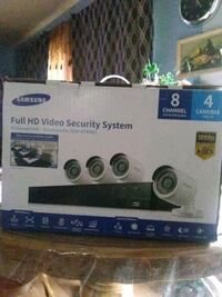 Samsung Full HD video security system box Sacramento
