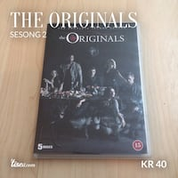 The originals, sesong 2 6191 km