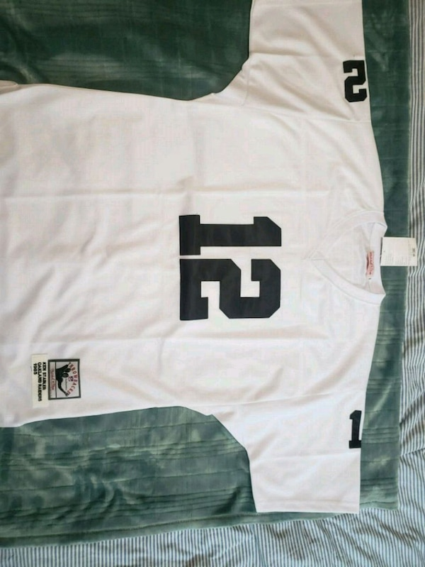 238a6ff74c3 Used Raiders throwback NFL jersey for sale in San Jose - letgo
