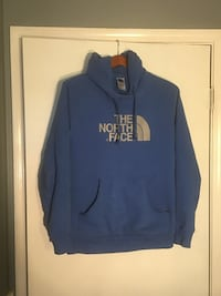 Blue the north face pullover hoodie Mobile, 36618