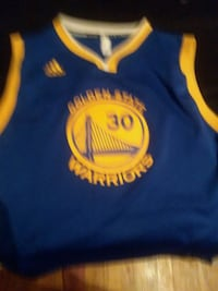 Golden State warriors jersey  Byron, 31008