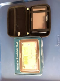 Magellan Roadmate 5045 GPS with zippered case. New Windsor, 21776
