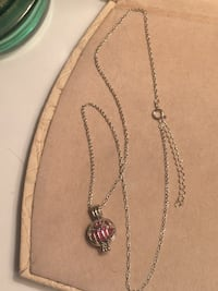 Pearl Locket Necklace (New) Edmonton, T6E 0R2