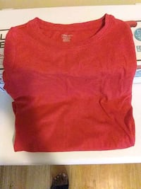 Girls long sleeve shirt size 10-12