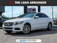 2015 Mercedes Benz C300 with 105,973km and 100% Approved Financing Toronto