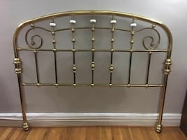 Bed Frame Bronze