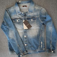 Gucci jeans jacket , new Oslo
