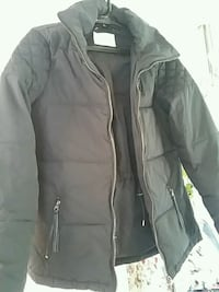High quality black zip-up jacket for women Montréal, H4L