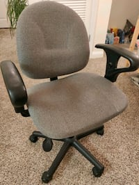 Grey Task chair Baltimore, 21202