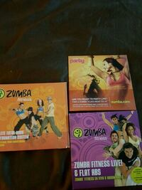 ZUMBA DVD Laurel, 20707