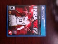 NBA 2K17 PS4 game case Anderson, 29621