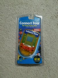 Connect Four Handheld Game