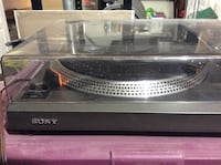 Sony turn table 1970-80 Hamilton, L9G 4T3