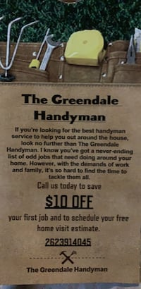 House cleaning Greendale