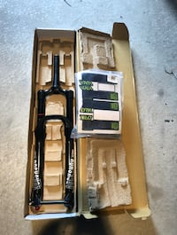 2018 ROCK SHOX YARI RC 170MM Ç 27.5 LIKE NEW ENDURO BIKE VANCOUVER