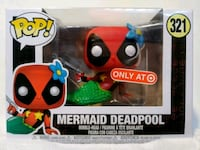 Funko Pop Mermaid Deadpool 321 Target Modesto, 95357