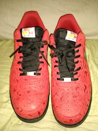 Red Nike air Force 1 size 13 Baltimore, 21224