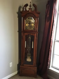 Slim Grandfather clock
