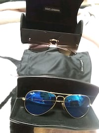 silver framed Ray-Ban aviator sunglasses with case Portland, 97214