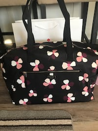 Kate Spade - large weekender - new with tags and gift bag  Toronto, M1M
