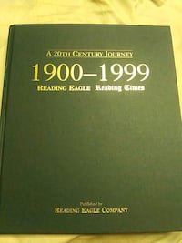 Book of the 20th century $15.00