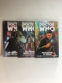 Doctor Who Graphic Novel Mississauga, L5C 2R9