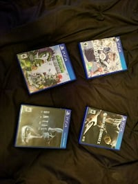 $15 each game, open to offers Manitowoc, 54220