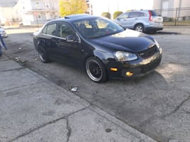 2007 Volkswagen Jetta Wolfsburg Edition 6AT