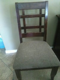 4 chairs very good condition